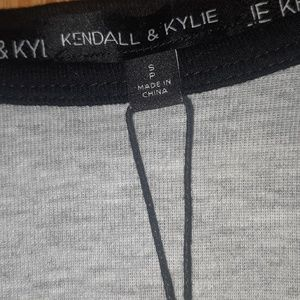 Kendall & Kylie Tops - Kendall and kylie long sleeve shirt